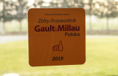 Turnau Vineyard has been awarded by Gault & Millau cooking guide!